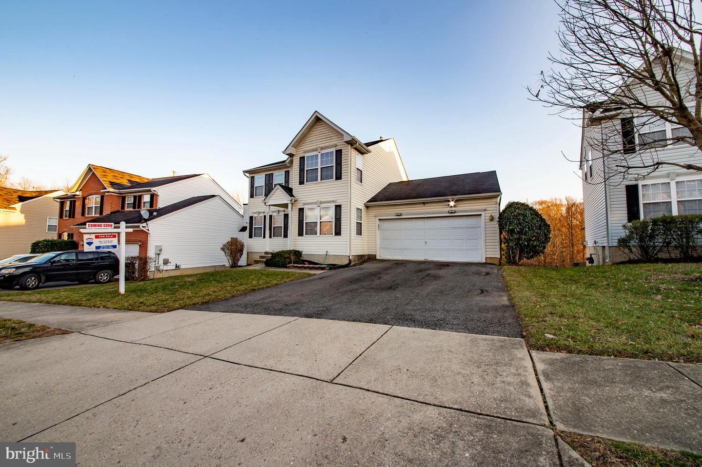 Single Family Homes 为 销售 在 District Heights, 马里兰州 20747 美国