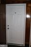 Unit entrance door - 1125 12TH ST NW #2, WASHINGTON