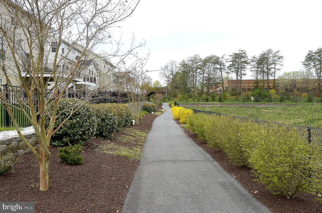 Monticello walking path - 1903 EAMONS WAY, ANNAPOLIS