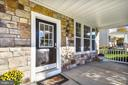 Full-size front porch - 1903 EAMONS WAY, ANNAPOLIS