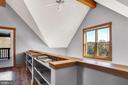 Second Level Loft with overlooking Great Room - 12606 TRILLIUM GLEN LN, LOVETTSVILLE