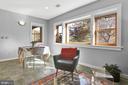 Bsmt Family Room - notice the sunlight coming in - 12606 TRILLIUM GLEN LN, LOVETTSVILLE