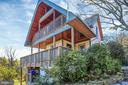 Trex Deck and Open Air Sleeping Porch - 12606 TRILLIUM GLEN LN, LOVETTSVILLE