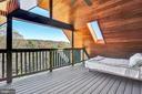 Open Air Sleeping Porch with Skylights - 12606 TRILLIUM GLEN LN, LOVETTSVILLE