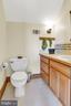 2nd Floor - Half Bath - 12606 TRILLIUM GLEN LN, LOVETTSVILLE