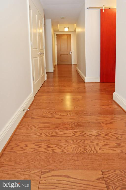 Spacious gallery entrance - 11990 MARKET ST #1914, RESTON