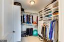 Closet - 11990 MARKET ST #2114, RESTON