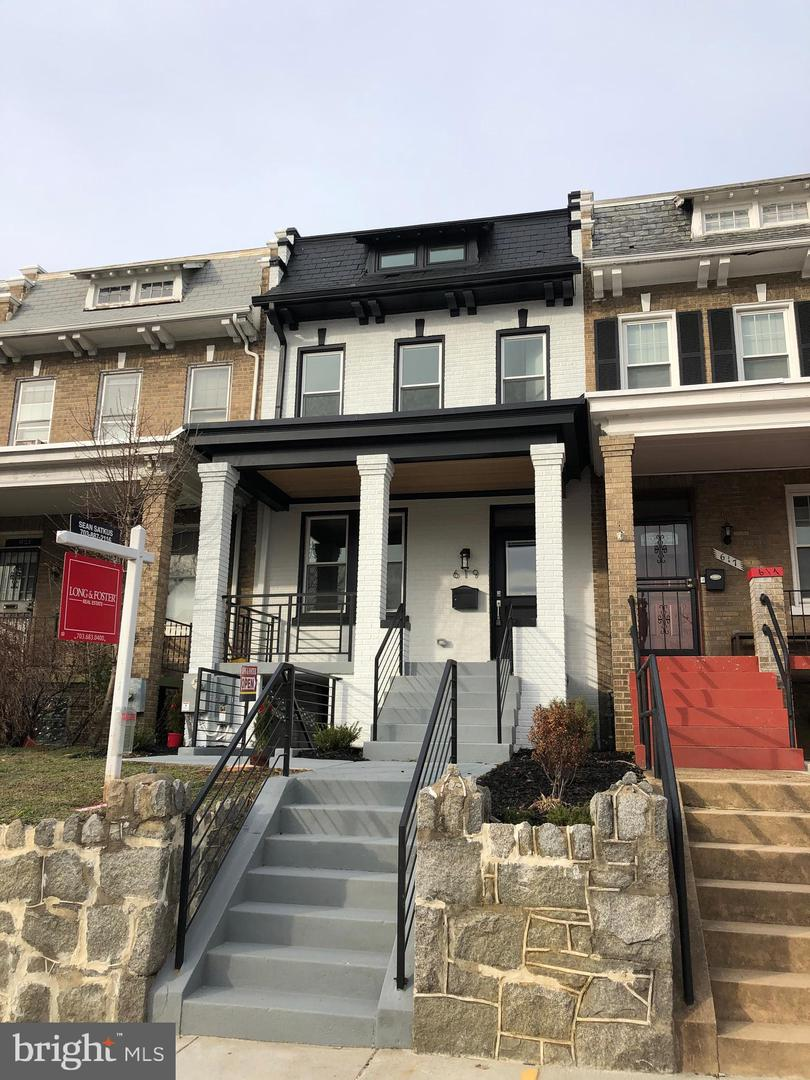 619 DELAFIELD PLACE NW, WASHINGTON, District of Columbia
