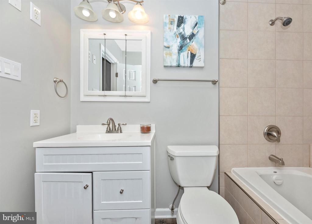 Master Bathroom - 21360 NATIONAL PIKE, BOONSBORO