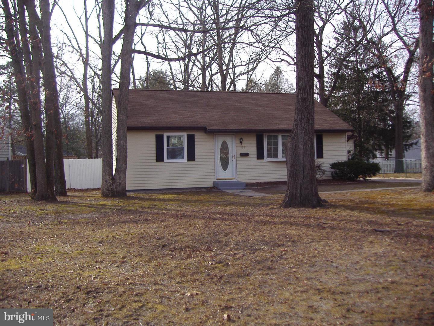 Single Family Homes for Sale at Pine Hill, New Jersey 08021 United States