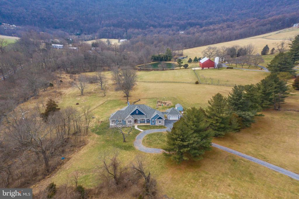 Old Saw Mill Farm - 1504 MARKER RD, MIDDLETOWN