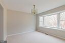 Great Light Throughout Home - 135 LADY JANE LN, FREDERICKSBURG