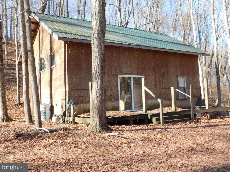 Οικόπεδο για την Πώληση στο Fort Ashby, Δυτικη Βιρτζινια 26719 Ηνωμένες Πολιτείες