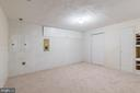 Rec Room In Basement - 135 LADY JANE LN, FREDERICKSBURG