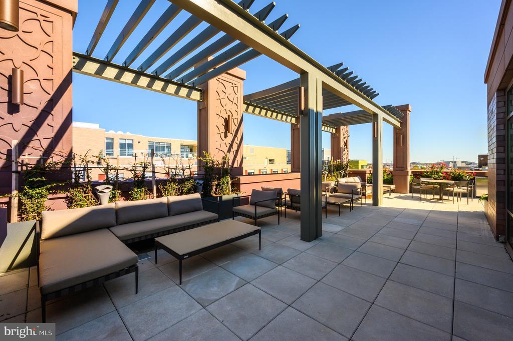 Rooftop Terrace - 810 O ST NW #302, WASHINGTON