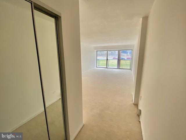 Entry with Mirrored Entry Closet - 1300 ARMY NAVY DR #105, ARLINGTON
