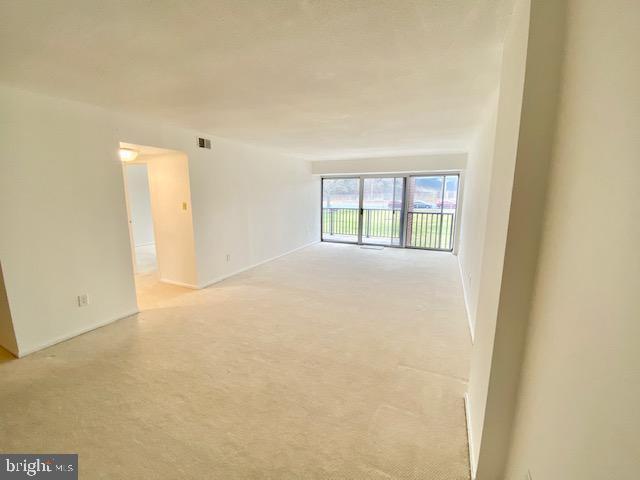 Living Room, -Carpet - 1300 ARMY NAVY DR #105, ARLINGTON