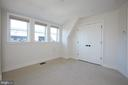 Craftsman style finishes in 4th floor bedroom. - 419 GUETHLER'S WAY SE, WASHINGTON