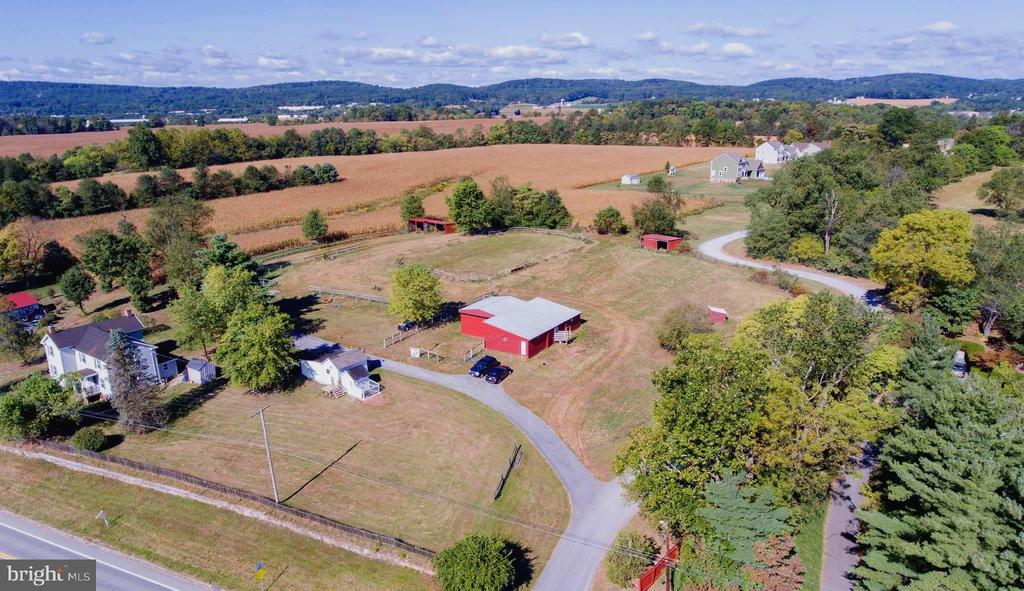19+ acres in super location - 4026 BALLENGER CREEK PIKE, FREDERICK