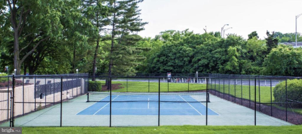 Tennis Court - 1300 ARMY NAVY DR #105, ARLINGTON