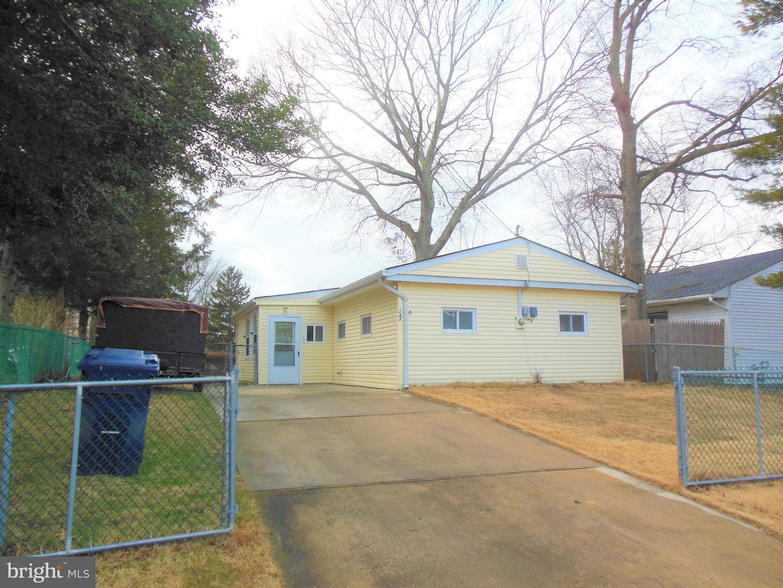 Single Family Homes por un Venta en 247 FALCON Drive Little Egg Harbor Twp, Nueva Jersey 08087 Estados Unidos