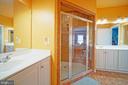 Dual vanities - 647 WHETSTONE GLEN ST, GAITHERSBURG