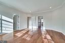 2nd Bedroom w/Own Full Bath & Walk-in Closet - 2232 GREAT FALLS ST, FALLS CHURCH
