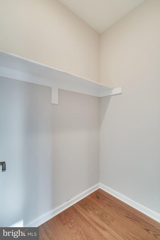 3rd Bedroom Walk-in Closet - 2232 GREAT FALLS ST, FALLS CHURCH