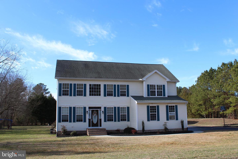 Single Family Homes のために 売買 アット Delmar, メリーランド 21875 アメリカ
