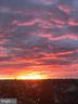 Gorgeous sunset views from the dining room. - 20570 HOPE SPRING TER #401, ASHBURN