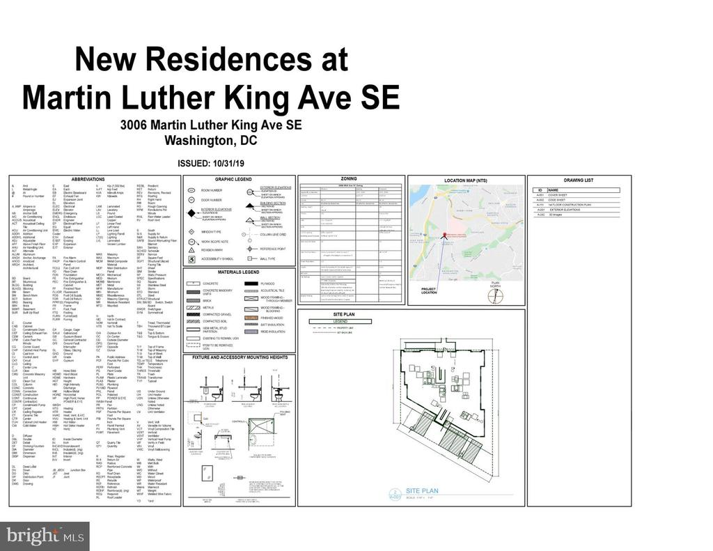 - 3006-3010 MARTIN LUTHER KING JR AVE SE, WASHINGTON