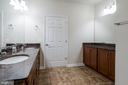Granite Counters and Upgraded Tile - 20570 HOPE SPRING TER #401, ASHBURN