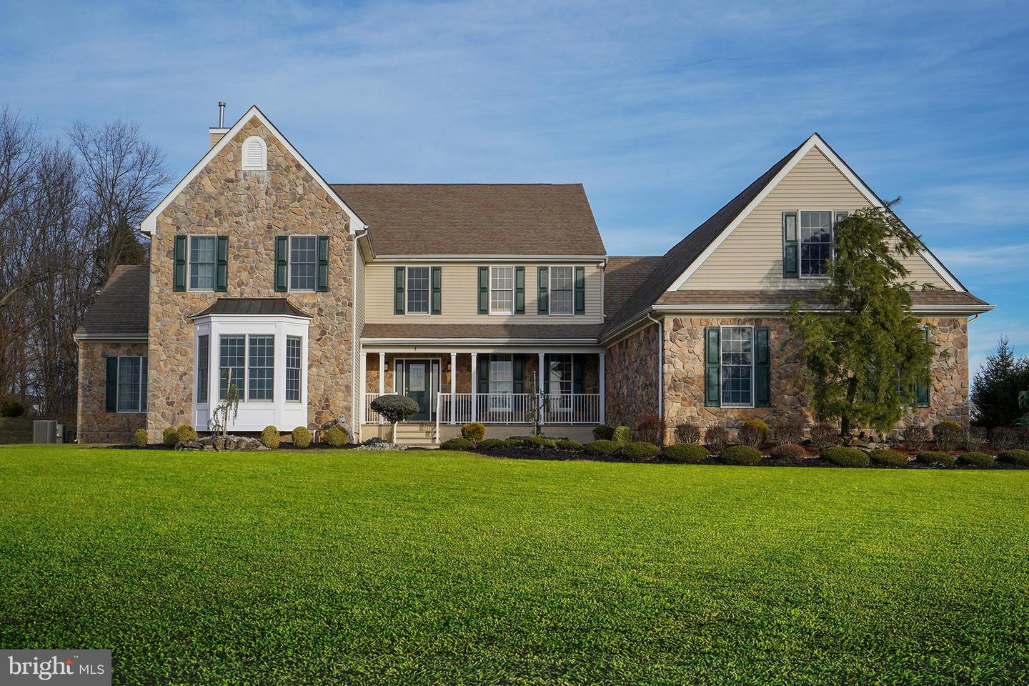 Single Family Homes for Sale at Monroe Township, New Jersey 08831 United States