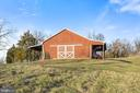 Turn the horses out to ample fields below the barn - 18217 CANBY RD, LEESBURG