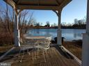 gazebo at the pond - 20775 AIRMONT RD, BLUEMONT