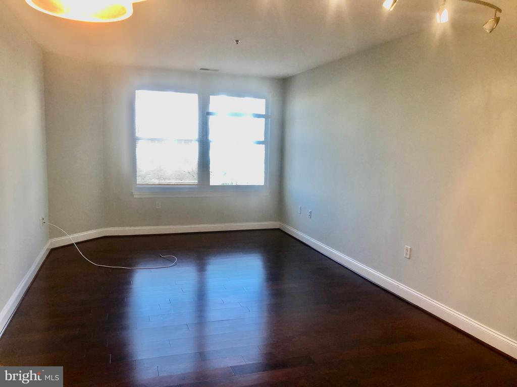 LARGE LIVING/ FAMILY ROOM - 38 MARYLAND AVE #312, ROCKVILLE
