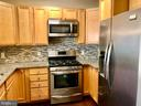 UPGRADED KITCHEN AND APPLIANCES - 38 MARYLAND AVE #312, ROCKVILLE