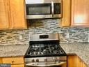 STAINLESS STEEL APPLIANCES - 38 MARYLAND AVE #312, ROCKVILLE