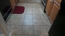 Kitchen Ceramic Floors - 7615 INGRID PL, LANDOVER