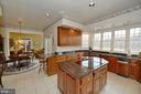Kitchen - 37120 DEVON WICK LN, PURCELLVILLE