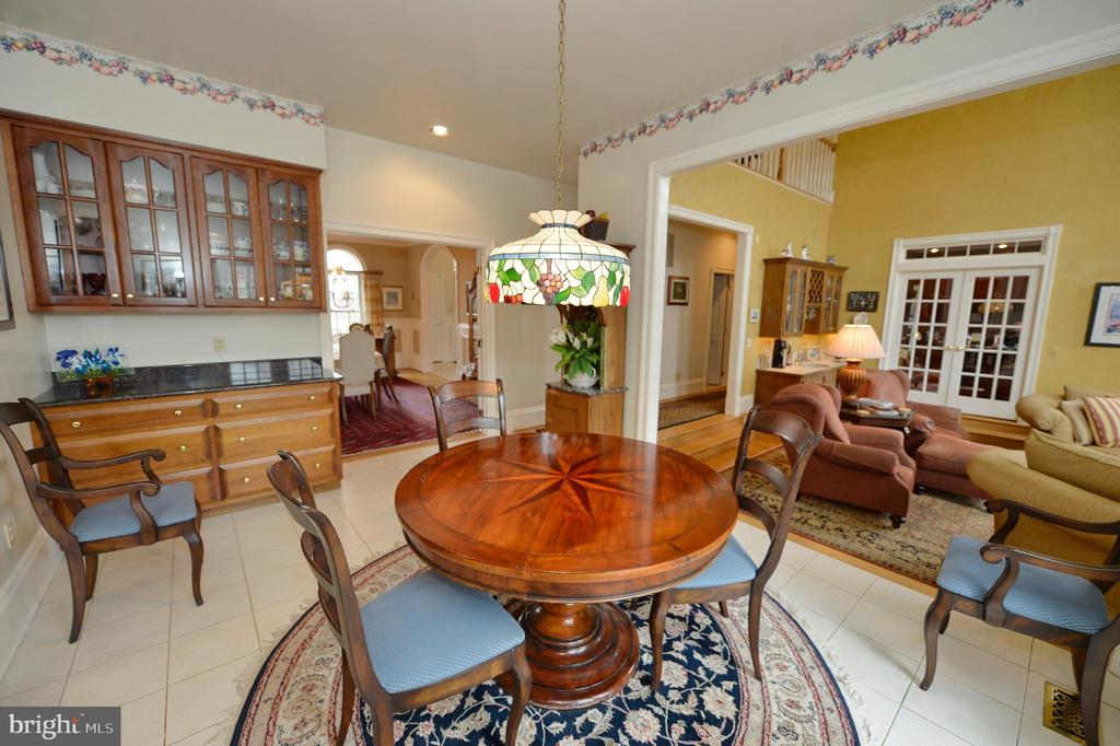 Breakfast room - 37120 DEVON WICK LN, PURCELLVILLE