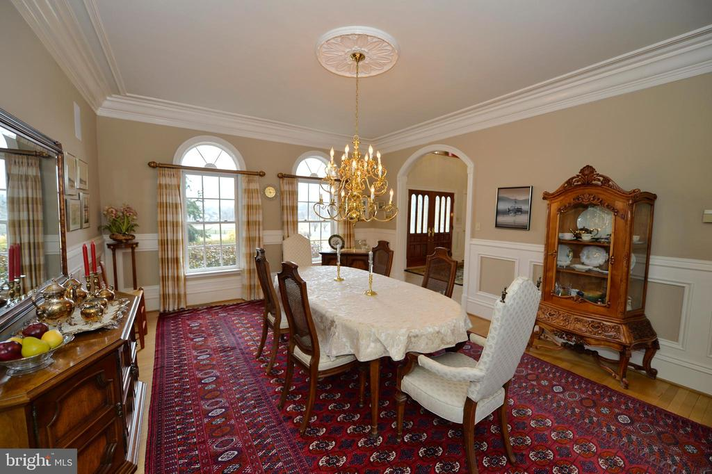 Dining room - 37120 DEVON WICK LN, PURCELLVILLE