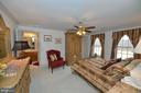 Upper level bedroom 4 - 37120 DEVON WICK LN, PURCELLVILLE