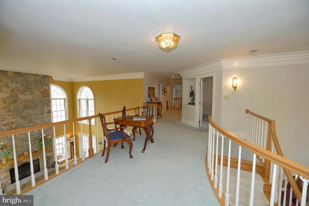 Upper level landing - 37120 DEVON WICK LN, PURCELLVILLE
