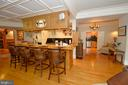 Lower level custom bar - 37120 DEVON WICK LN, PURCELLVILLE