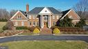 All brick home with slate style roof - 37120 DEVON WICK LN, PURCELLVILLE