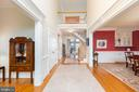 Grand Foyer - 9403 LUDGATE DR, ALEXANDRIA