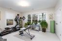 Exercise room - 9403 LUDGATE DR, ALEXANDRIA
