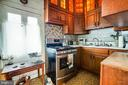 Kitchen - 100 CARTER ST, FREDERICKSBURG