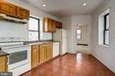 Kitchen - 5 RHODE ISLAND AVE NW #401, WASHINGTON
